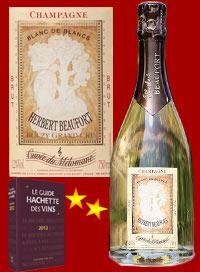 photo Herbert Beaufort Champagne Cuvee du Melomane